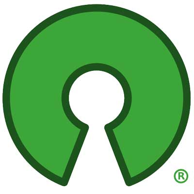 open source software project logo